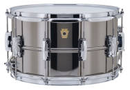 Ludwig Drums - 8x14 Supraphonic Black Beauty Snare Drum