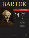 Editio Musica Budapest - 44 Duets for Two Violas (From the 44 Violin Duets) - Bartok - Book