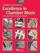 Kjos Music - Tradition of Excellence: Excellence In Chamber Music Book 1 - Nowlin/Pearson - Percussion
