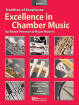 Kjos Music - Tradition of Excellence: Excellence In Chamber Music Book 1 - Nowlin/Pearson - Eb Alto/Baritone Saxophone