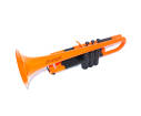 pTrumpet - Plastic Bb Trumpet - Orange
