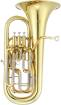 Jupiter - JEP1120 Euphonium - 4 Valve - Lacquered Brass with Case