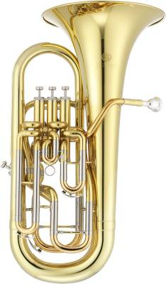 JEP1120 Euphonium - 4 Valve - Lacquered Brass with Case