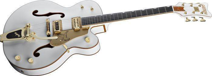 G6136T White Falcon With Bigsby