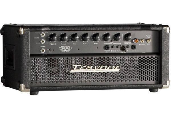 traynor 200 watt all tube bass head long mcquade musical instruments. Black Bedroom Furniture Sets. Home Design Ideas