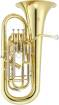 Jupiter - JEP1020 Euphonium - 3 Valve - Lacquered Brass with Case