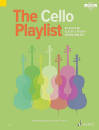 Schott - The Cello Playlist - Turner - Cello - Book/Audio, PDF Online