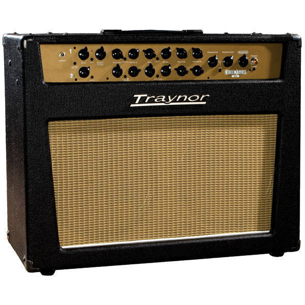 traynor custom special 90 watt 2x12 guitar all tube combo amp long mcquade musical instruments. Black Bedroom Furniture Sets. Home Design Ideas