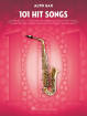 Hal Leonard - 101 Hit Songs for Alto Sax - Book