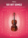 Hal Leonard - 101 Hit Songs for Viola - Book