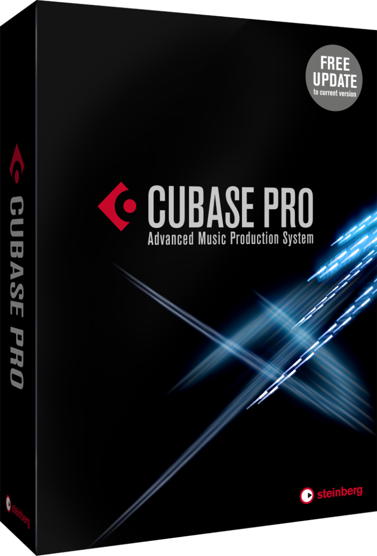 Steinberg Cubase Pro 9 - Long & McQuade Musical Instruments