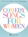 Hal Leonard - Comedy Songs for Women - Vocal/Piano - Book/Audio Online