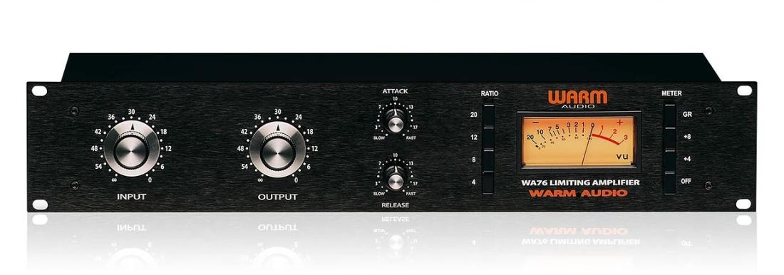 Warm Audio Classic 1176 Style Discrete Fet Compressor