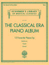 G. Schirmer Inc. - The Classical Era Piano Album - Piano - Book