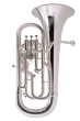 Besson - New Standard Euphonium 3+1 Valve - Silver Plated with Case