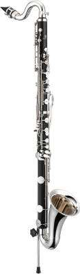 Bb Bass Clarinet - 1-Piece Body, ABS w/Case