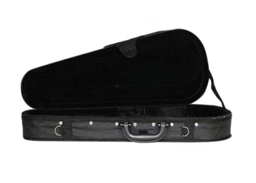 Baritone Ukulele Foam Case - Black