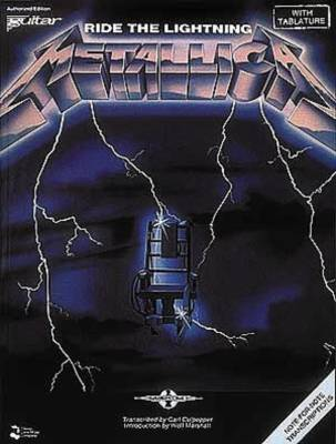 Metallica Ride the Lightning - Guitar Tab