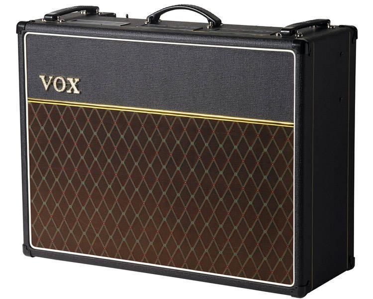 vox ac30c2 30 watt tube combo 2x12 long mcquade musical instruments. Black Bedroom Furniture Sets. Home Design Ideas
