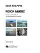Hal Leonard - Rock Music:  for Concert Wind Band and Pre-Recorded Soundscapes - Shapiro - Concert Band/Audio Online - Gr. 2.5