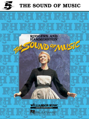 The Sound of Music: Five Finger Piano Songbook