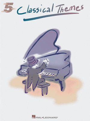 Classical Themes: Five Finger Piano Songbook