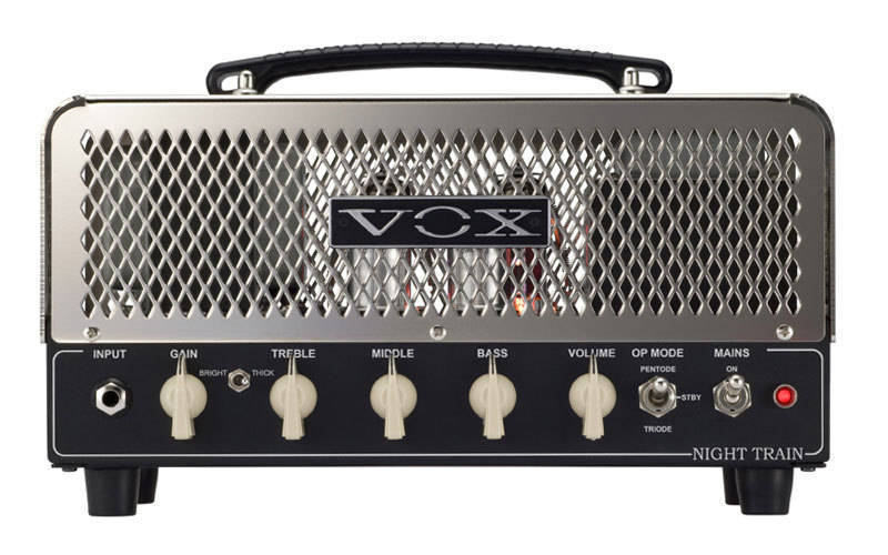 vox night train 15 watt all tube head long mcquade musical instruments. Black Bedroom Furniture Sets. Home Design Ideas
