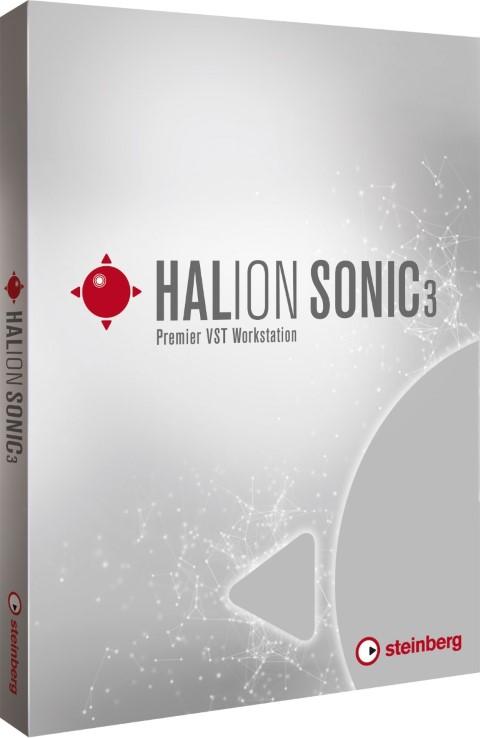 Steinberg Halion Sonic 3 Premier VST Workstation - Long & McQuade