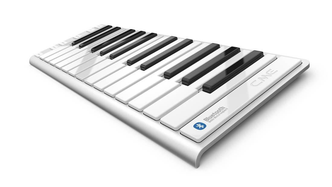 cme xkey air 25 key bluetooth midi controller long mcquade musical instruments. Black Bedroom Furniture Sets. Home Design Ideas