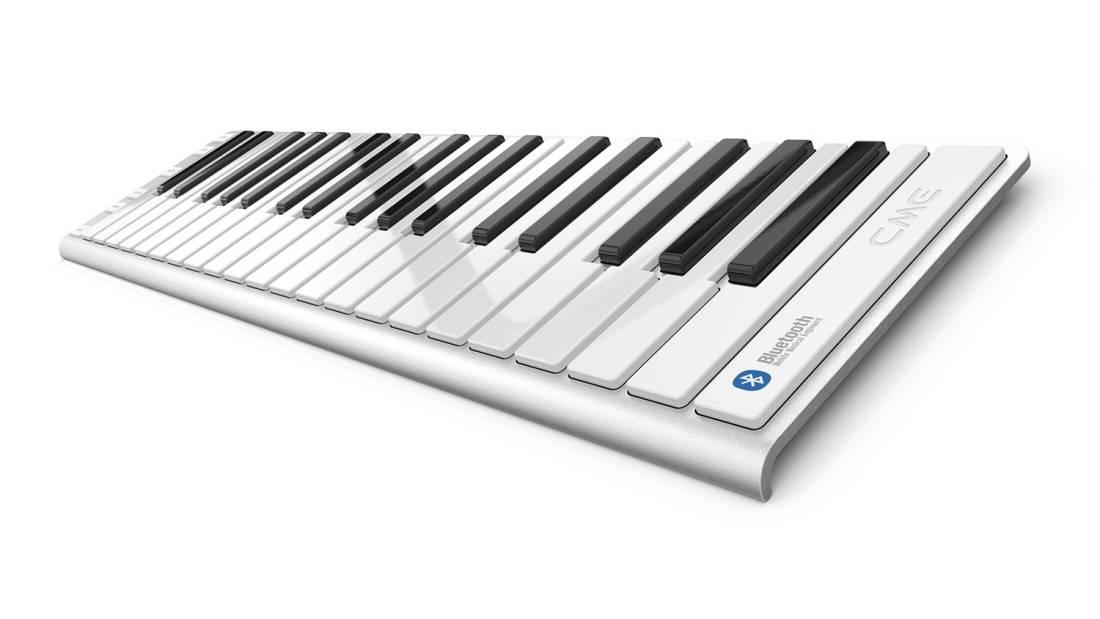 cme xkey air 37 key bluetooth midi controller long mcquade musical instruments. Black Bedroom Furniture Sets. Home Design Ideas