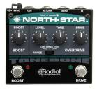 Radial - North-Star Clean Overdrive and Power Boost Pedal