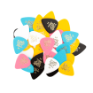 Ernie Ball - Heavy Assorted Color Picks, Bag of 144