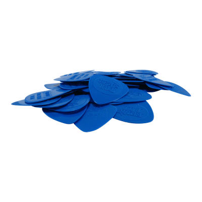 Thin Nylon Picks Injection Molded 0.53mm - Bag of 50