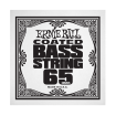 Ernie Ball - .065 Coated Nickel Wound Electric Bass String Single