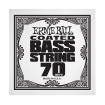Ernie Ball - .070 Coated Nickel Wound Electric Bass String Single