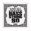Ernie Ball - .090 Coated Nickel Wound Electric Bass String Single