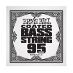 Ernie Ball - .095 Coated Nickel Wound Electric Bass String Single
