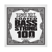 Ernie Ball - .100 Coated Nickel Wound Electric Bass String Single