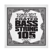 Ernie Ball - .105 Coated Nickel Wound Electric Bass String Single