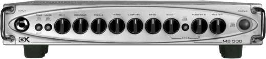 Ultra- Compact 500-Watt Bass Head