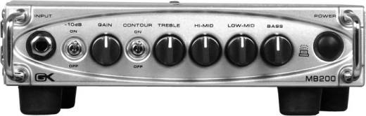 Microbass 200-Watt Head