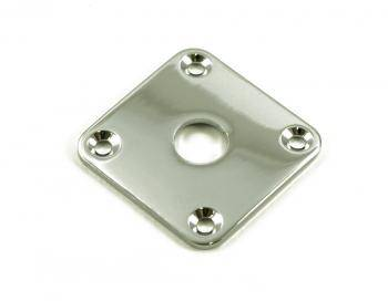 Square Jackplate Chrome