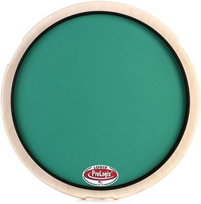 6 Inch Mountable Logix Practice Pad - Green