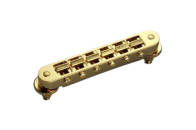 Schaller - Tune-O-Matic Style Bridge - Gold