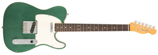 FCS17 1963 Journeyman Relic Telecaster - Faded Sherwood Green Metallic