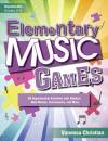 Heritage Music Press - Elementary Music Games - Christian - Book
