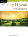 Hal Leonard - Gospel Hymns for Alto Sax: Instrumental Play-Along - Book/Audio Online