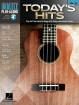 Hal Leonard - Todays Hits: Ukulele Play-Along Volume 40 - Ukulele - Book/Audio Online