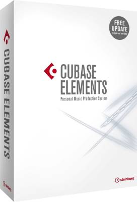 Cubase Elements 9 Digital Audio Workstation Software