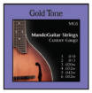 Gold Tone - Mando-Guitar Custom Gauge String Pack